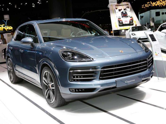 Nuova Porsche Cayenne, arriva la terza generazione del SUV tedesco