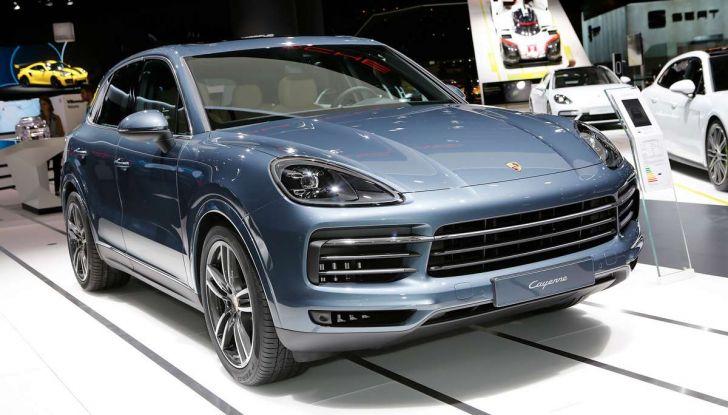 Nuova Porsche Cayenne, arriva la terza generazione del SUV tedesco - Foto 1 di 13
