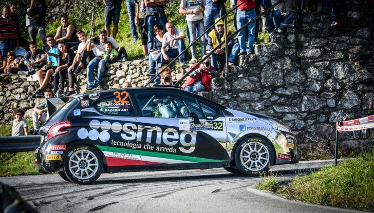 Rally Valtellina – Razzini vince il trofeo Peugeot Competition 208 Rally - Foto 2 di 5