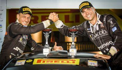Rally Valtellina – Razzini vince il trofeo Peugeot Competition 208 Rally
