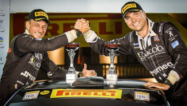 Rally Valtellina – Razzini vince il trofeo Peugeot Competition 208 Rally - Foto 1 di 5