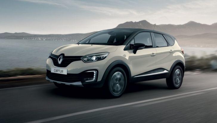I 10 migliori SUV e Crossover compatti sotto i 20.000€ - Foto 9 di 13