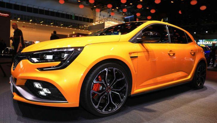 Renault Megane RS MY 2018: i test su strada della hatchback sportiva - Foto 1 di 19