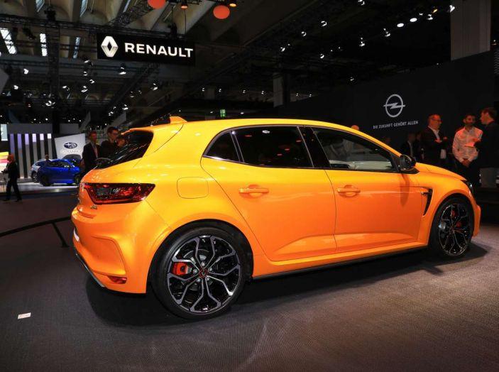 Renault Megane RS MY 2018: i test su strada della hatchback sportiva - Foto 15 di 19