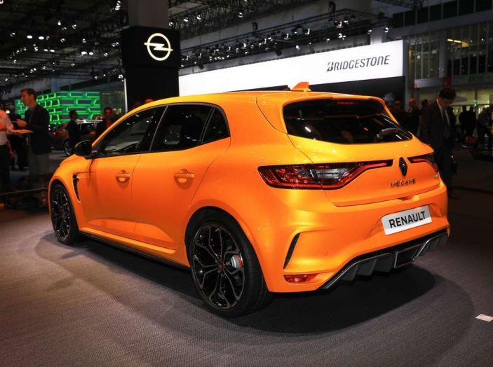 Renault Megane RS MY 2018: i test su strada della hatchback sportiva - Foto 17 di 19