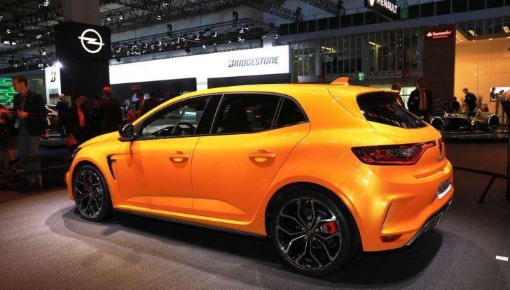 Renault Megane RS MY 2018: i test su strada della hatchback sportiva - Foto 14 di 19