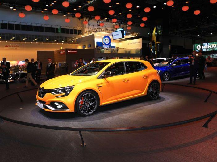 Renault Megane RS MY 2018: i test su strada della hatchback sportiva - Foto 18 di 19