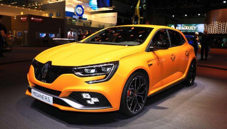 Renault Megane RS MY 2018: i test su strada della hatchback sportiva - Foto 10 di 19