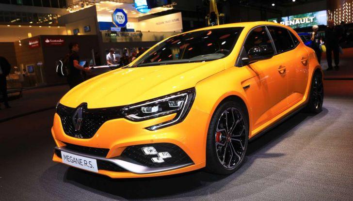 Renault Megane RS MY 2018: i test su strada della hatchback sportiva - Foto 7 di 19