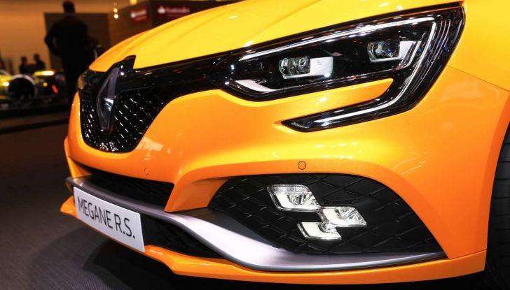 Renault Megane RS MY 2018: i test su strada della hatchback sportiva - Foto 19 di 19