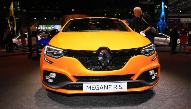 Renault Megane RS MY 2018: i test su strada della hatchback sportiva - Foto 2 di 19
