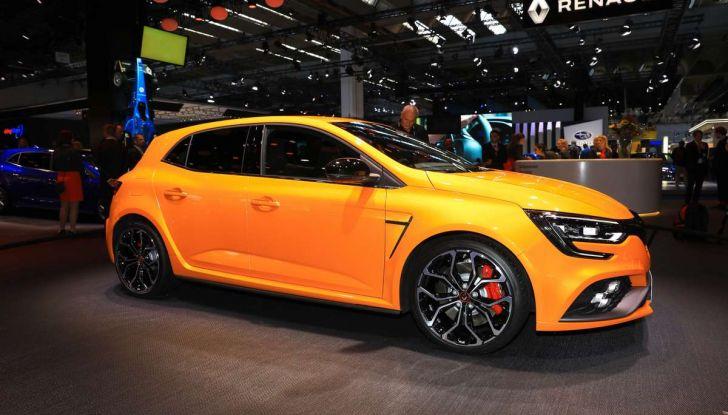 Renault Megane RS MY 2018: i test su strada della hatchback sportiva - Foto 8 di 19