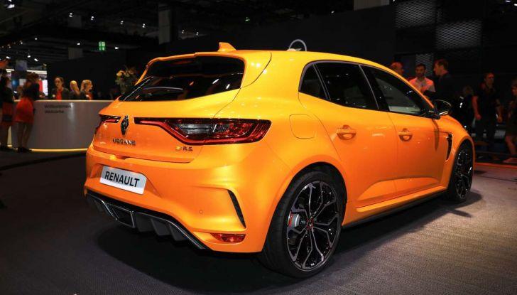 Renault Megane RS MY 2018: i test su strada della hatchback sportiva - Foto 13 di 19