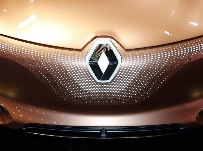 Renault Symbioz, concept per la mobilità del futuro - Foto 12 di 13
