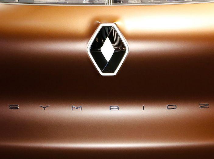 Renault Symbioz, concept per la mobilità del futuro - Foto 13 di 13