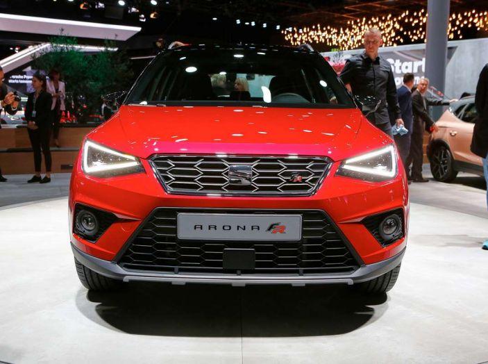 Seat Arona: i dettagli del nuovo SUV compatto prodotto a Martorell - Foto 2 di 12