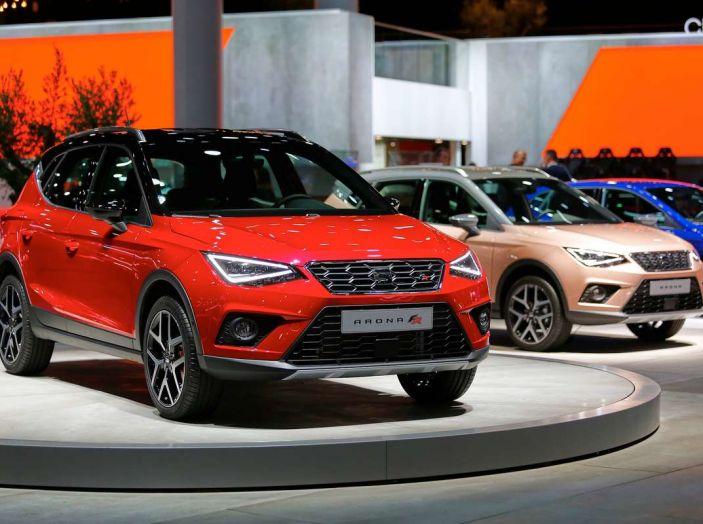 Seat Arona: i dettagli del nuovo SUV compatto prodotto a Martorell - Foto 12 di 12