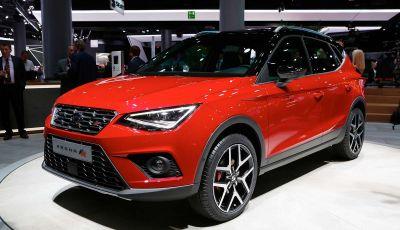 Seat Arona: i dettagli del nuovo SUV compatto prodotto a Martorell