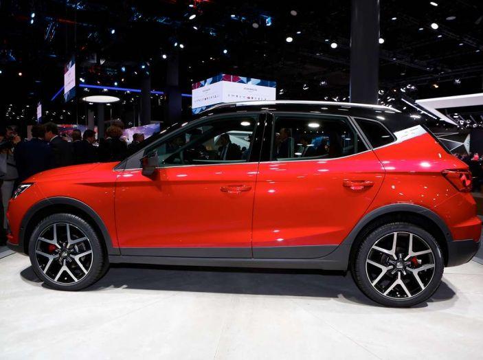 Seat Arona: i dettagli del nuovo SUV compatto prodotto a Martorell - Foto 4 di 12