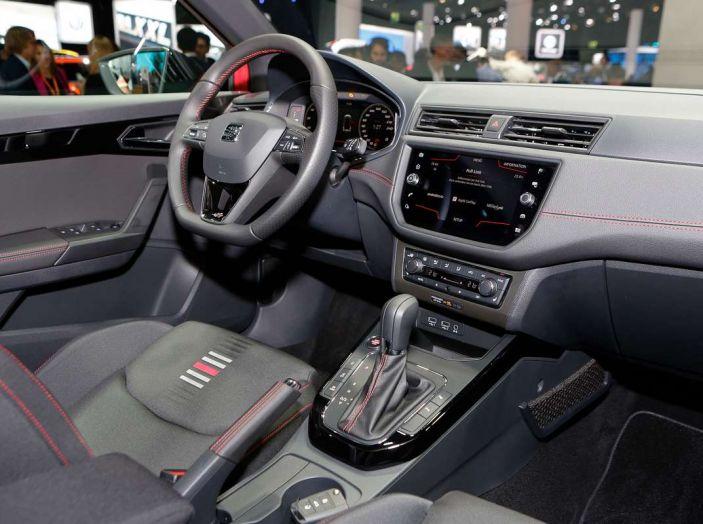 Seat Arona: i dettagli del nuovo SUV compatto prodotto a Martorell - Foto 6 di 12
