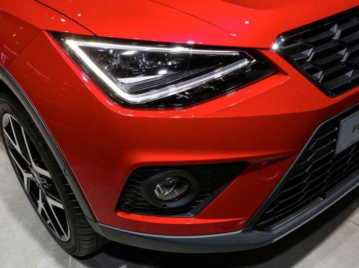 Seat Arona: i dettagli del nuovo SUV compatto prodotto a Martorell - Foto 3 di 12