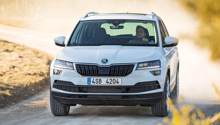 I 10 migliori SUV e Crossover compatti sotto i 20.000€ - Foto 11 di 13