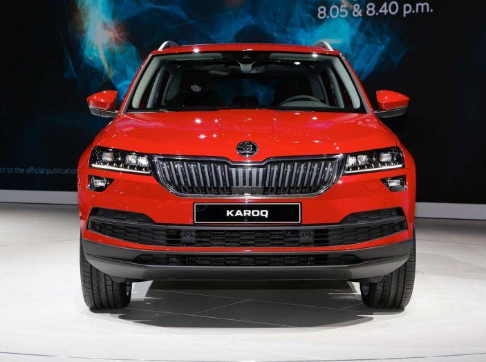Skoda Karoq: il SUV compatto con nuovi motori e tanto spazio - Foto 8 di 15