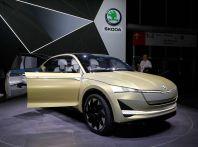 Skoda Vision E Concept: il futuro è autonomo a Francoforte 2017