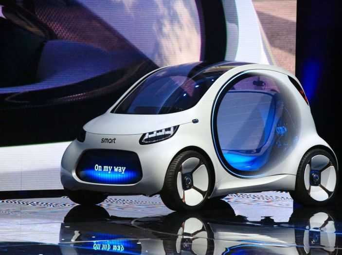 Smart Vision EQ Concept