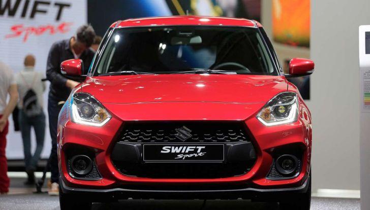 Nuova Suzuki Swift Sport 2017, dettagli, prezzi e motori - Foto 12 di 12
