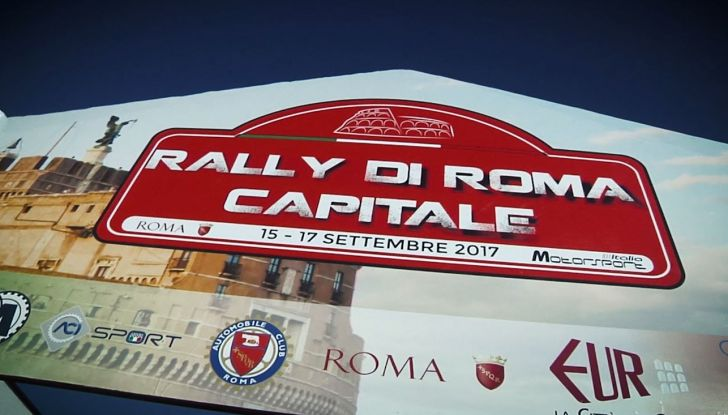 Rally di Roma – Video Peugeot della Tappa 1 - Foto  di