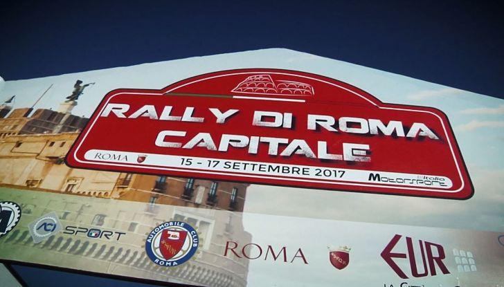 Rally di Roma – Video Peugeot della Tappa 1 - Foto  di