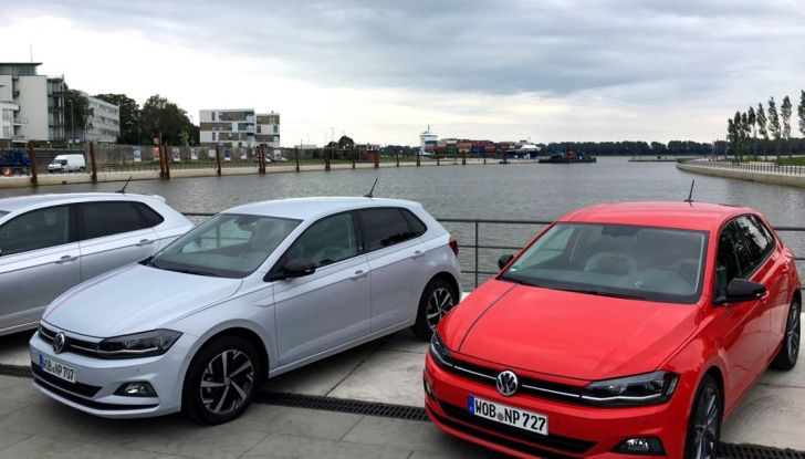 Volkswagen nuova Polo in promozione a 129 euro - Foto 4 di 34