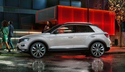Volkswagen T-Roc Edition 190, edizione limitata prenotabile online da 35.000 euro