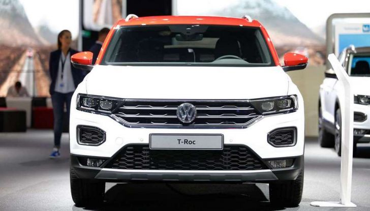 Volkswagen T-Roc Edition 190, edizione limitata prenotabile online da 35.000 euro - Foto 6 di 11