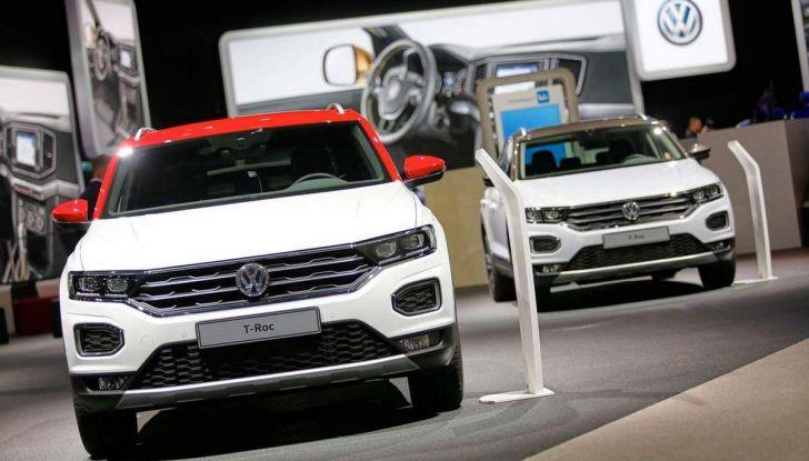 Volkswagen T-Roc Edition 190, edizione limitata prenotabile online da 35.000 euro - Foto 7 di 11