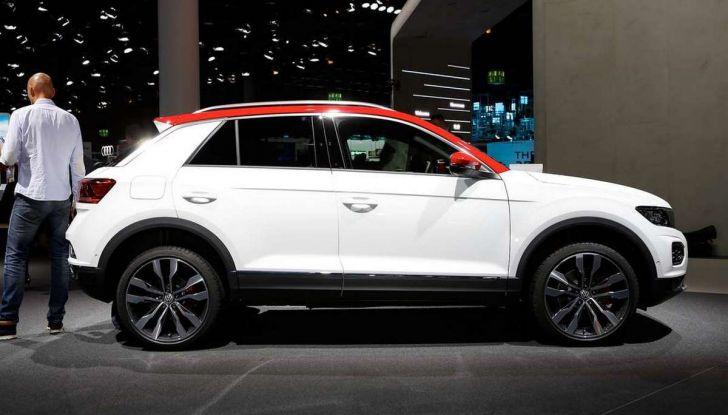 Volkswagen T-Roc Edition 190, edizione limitata prenotabile online da 35.000 euro - Foto 10 di 11