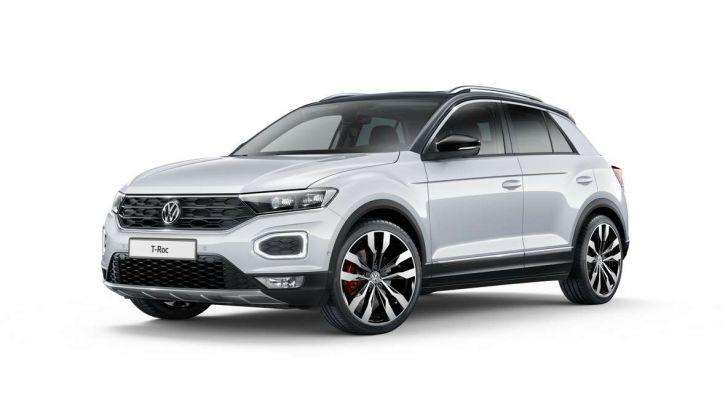 Volkswagen T-Roc Edition 190, edizione limitata prenotabile online da 35.000 euro - Foto 3 di 11