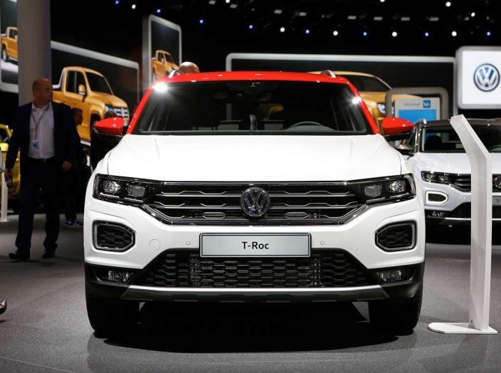 Volkswagen T-Roc 2018 - Foto 3 di 13