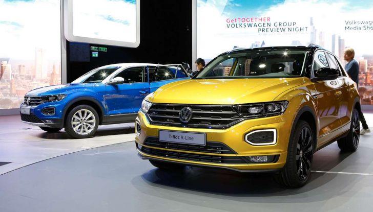 Volkswagen T-Roc 2018 - Foto 10 di 13