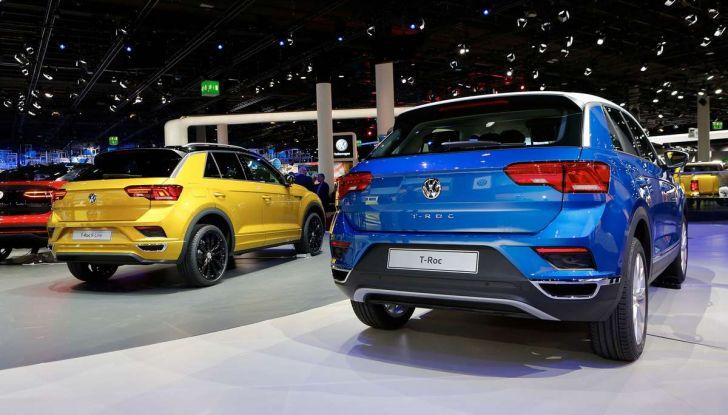 Volkswagen T-Roc 2018 - Foto 12 di 13