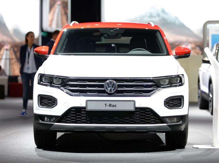 Volkswagen T-Roc 2018 - Foto 11 di 13