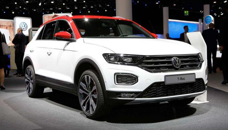 Volkswagen T-Roc 2018 - Foto 1 di 13