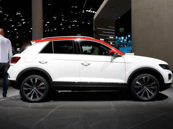 Volkswagen T-Roc 2018 - Foto 6 di 13