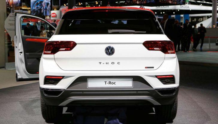 Volkswagen T-Roc 2018 - Foto 8 di 13