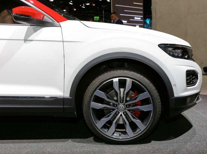 Volkswagen T-Roc 2018 - Foto 4 di 13