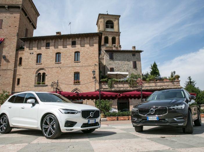 Volvo XC60 2017: Prova su strada, opinioni e prezzi del SUV svedese - Foto 17 di 35
