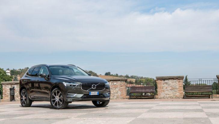 Volvo XC60 2017: Prova su strada, opinioni e prezzi del SUV svedese - Foto 13 di 35