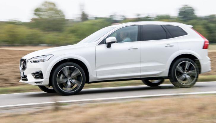 Volvo XC60 2017: Prova su strada, opinioni e prezzi del SUV svedese - Foto 19 di 35