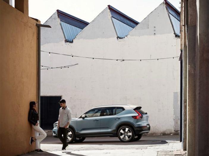 Volvo XC40 2018, arriva il crossover compatto del marchio svedese - Foto 2 di 28